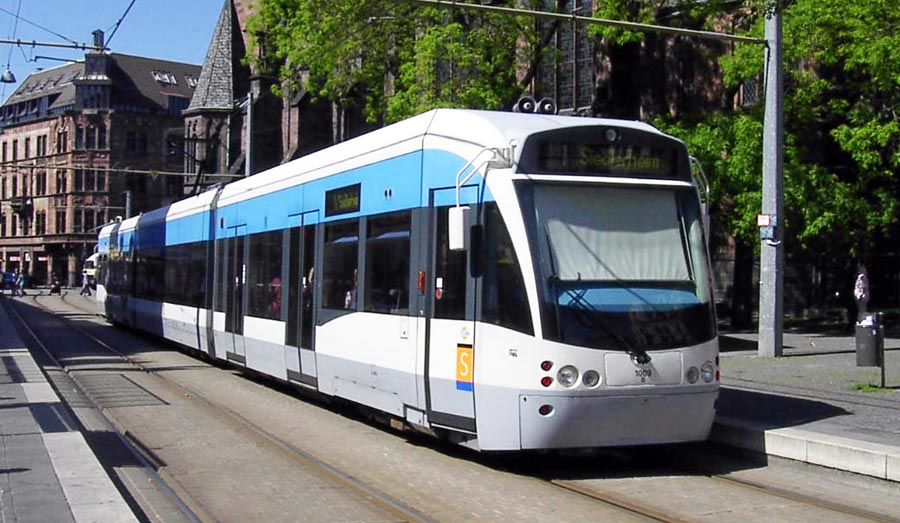Saarland: Saarbahn, Verkehrsmittel