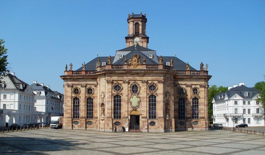 Saarland: Landeshauptstadt Saarbrücken
