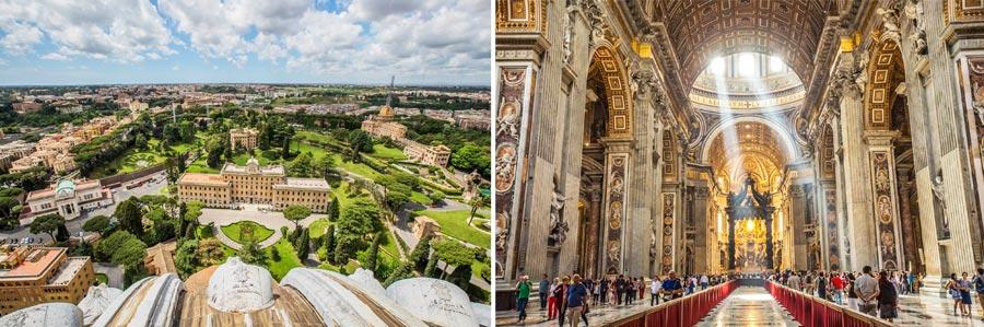 Schönste Städte Europas: Rom, Italien