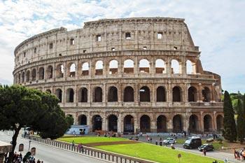 Schönste Städte Europas: Rom, Kolosseum