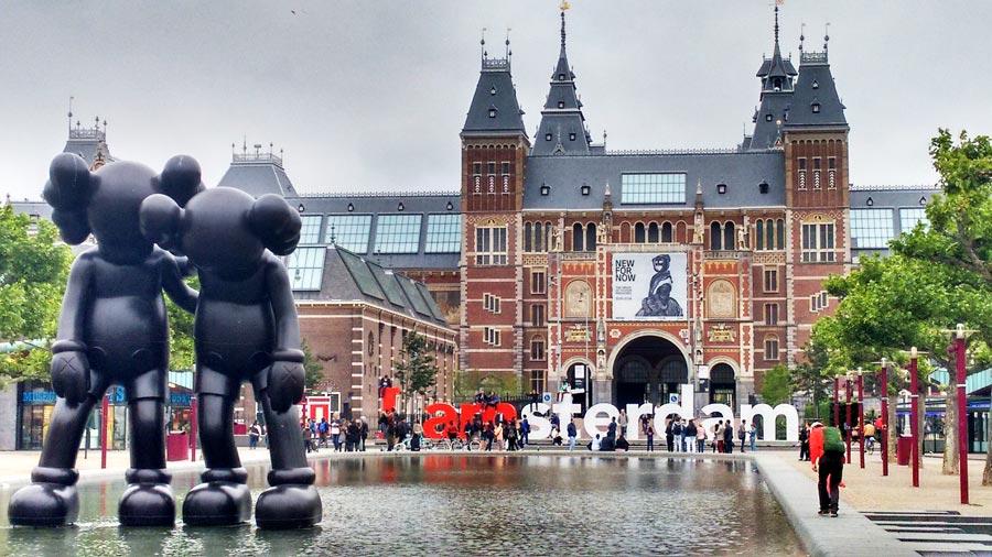 Schönste Städte Europas: Amsterdam, Niederlande