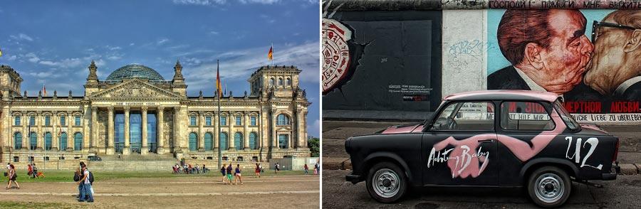 Schönste Städte Europas: Berlin, Deutschland