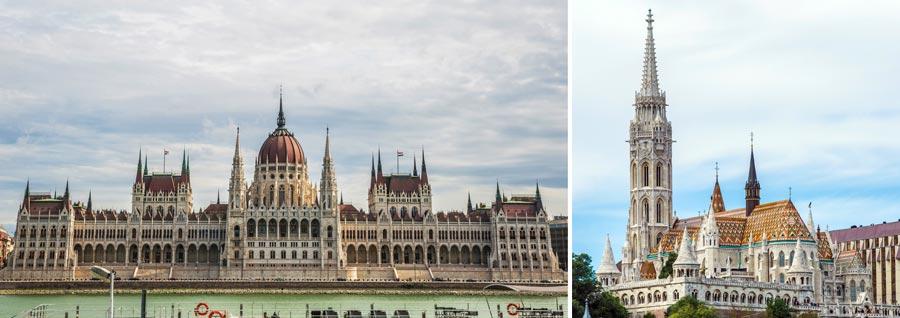 Schönste Städte Europas: Budapest, Ungarn