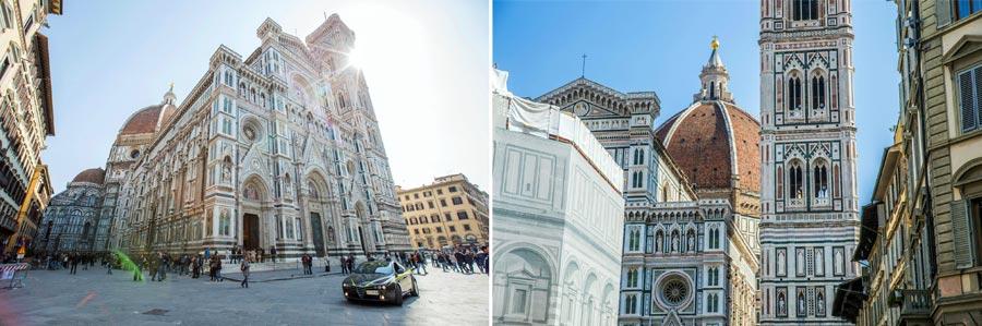 Schönste Städte Europas: Florenz, Italien