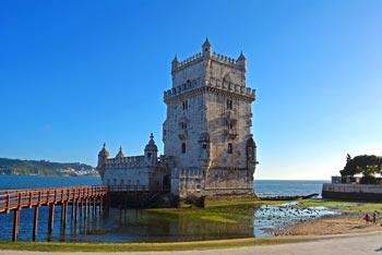 Schönste Städte Europas: Lissabon, Turm Belem