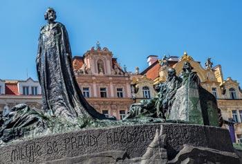 Schönste Städte Europas: Prag, City, Kunst