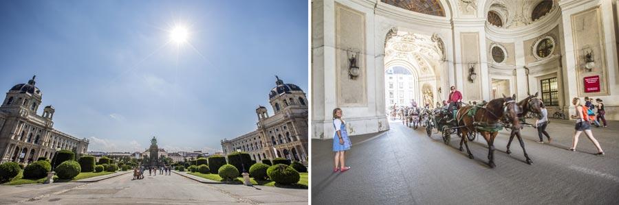 Schönste Städte Europas: Wien, Österreich