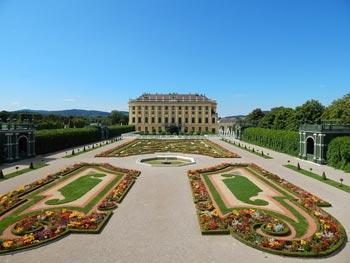 Schönste Städte Europas: Wien, Schönbrunn