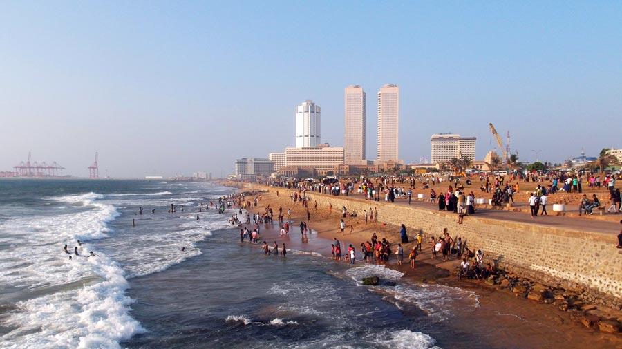 Sri Lanka Rundreise: Colombo, Hauptstadt