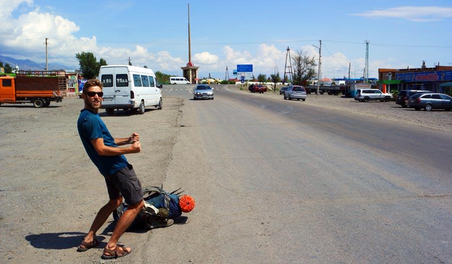 Trampen Tipps: Erfolg, Straße