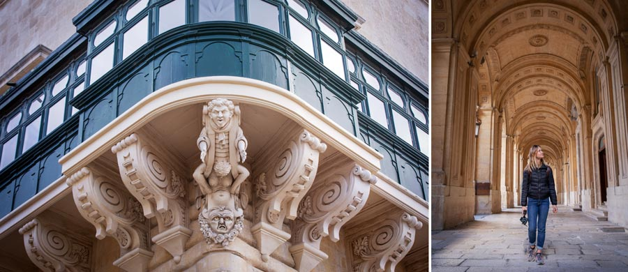 Valletta Sehenswürdigkeiten: Sliema
