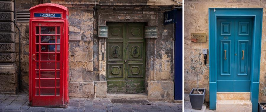 Valletta Sehenswürdigkeiten: Unterkunft, Hotel