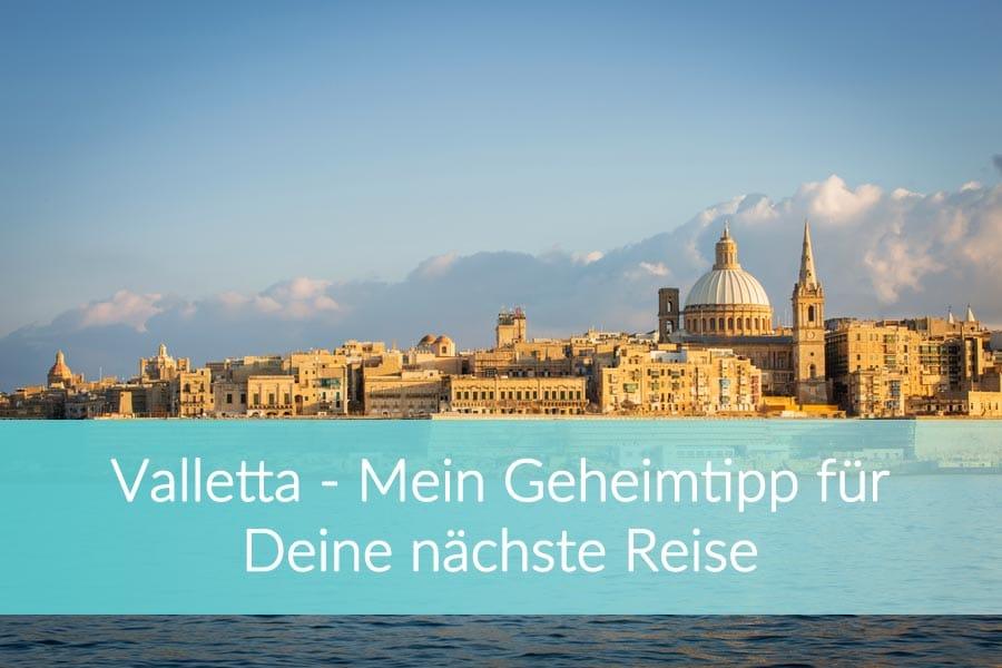 Valletta, Weltreise Blog