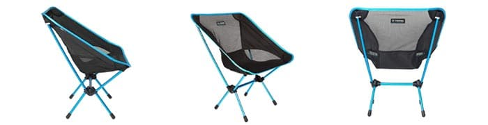 Testsieger: Camping, Stuhl Helinox