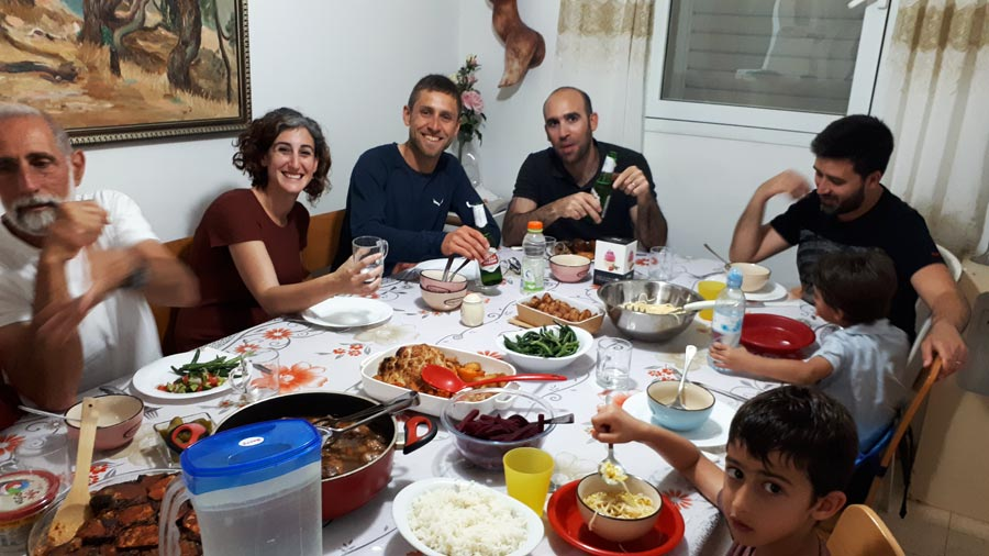 Israel Backpacking: Couchsurfing, Unterkunft