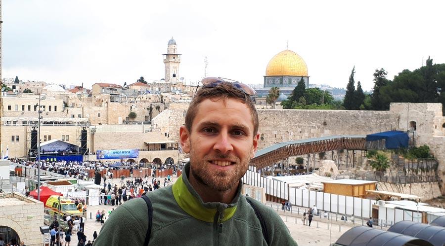 Israel Sehenswürdigkeiten: Jerusalem, heilige Stadt