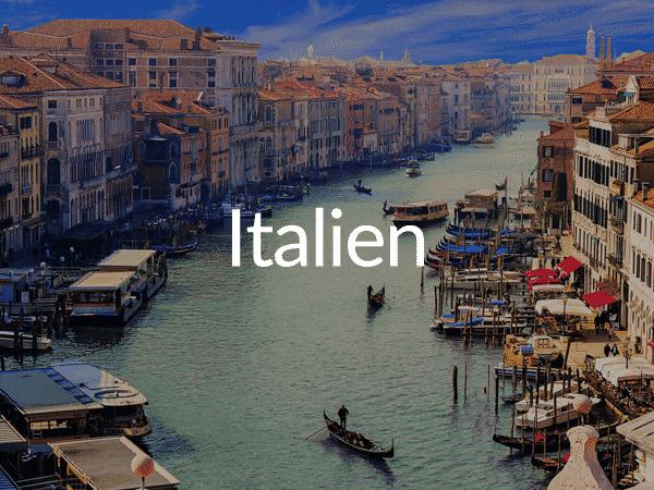 Reisetipps und Reiseführer Italien
