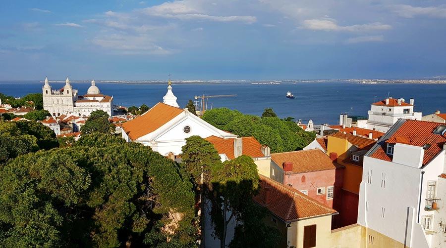 Lissabon Sehenswürdigkeiten: Alfama