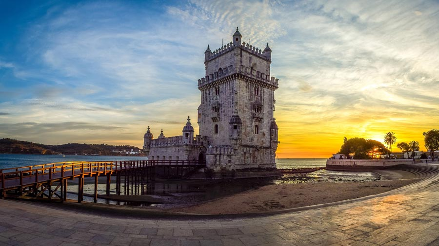 Lissabon Sehenswürdigkeiten: Belem Turm