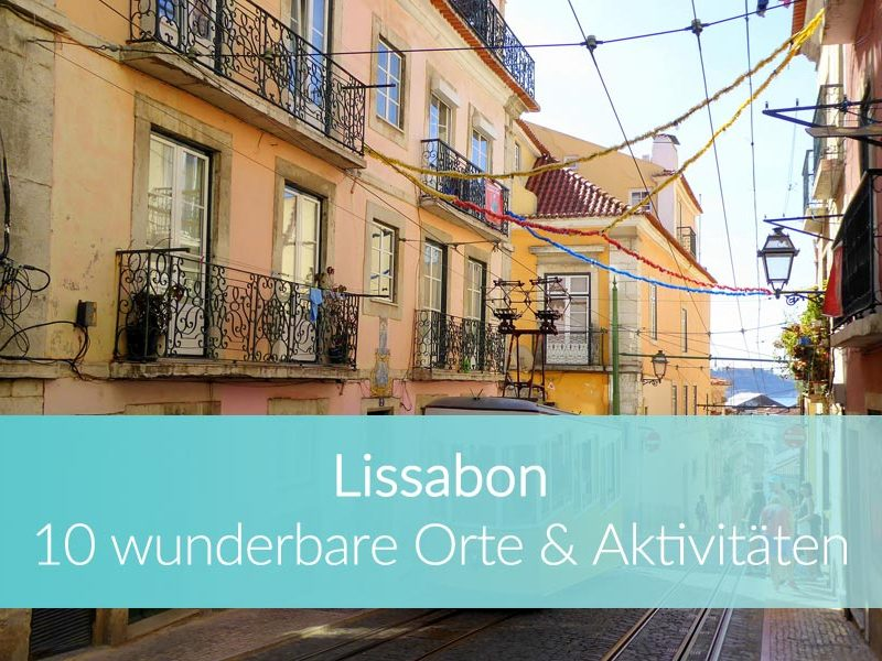 Lissabon: Weltreise Blog