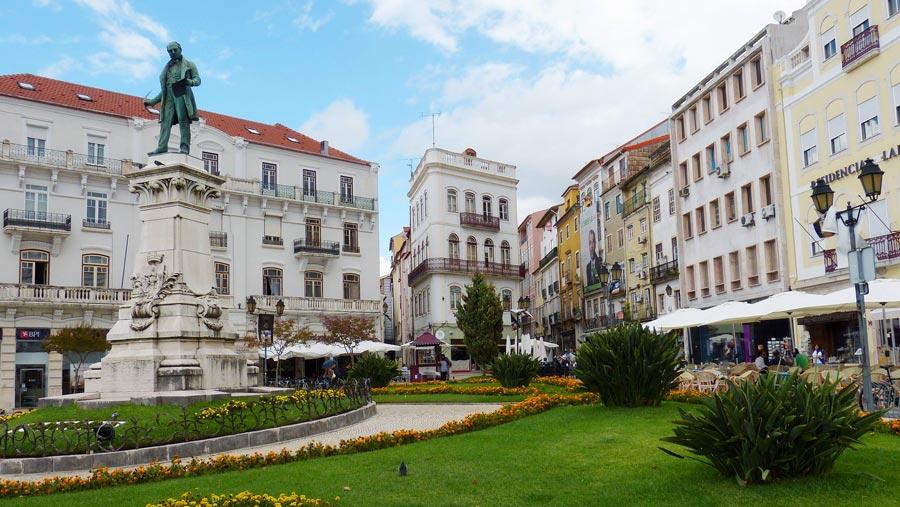 Portugal Sehenswürdigkeiten: Coimbra, Altstadt
