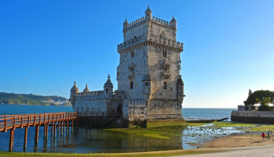 Portugal Sehenswürdigkeiten: Torre de Belem, Turm