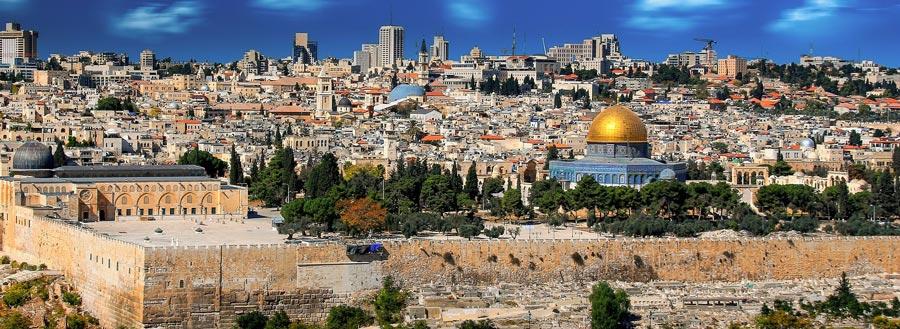 Tel Aviv: Jerusalem, Religionen