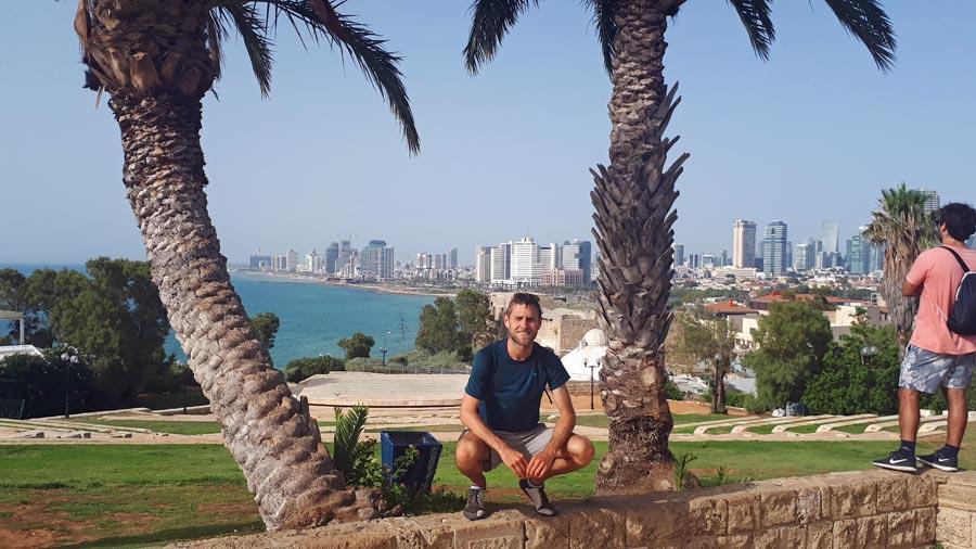 Tel Aviv Sehenswürdigkeiten: Ausblick Stadt