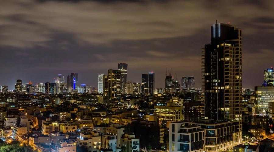 Tel Aviv Sehenswürdigkeiten: Skyline, Metropole