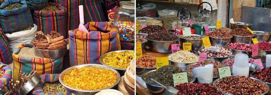 Tel Aviv Sehenswürdigkeiten: Markt, Stadt, Leben