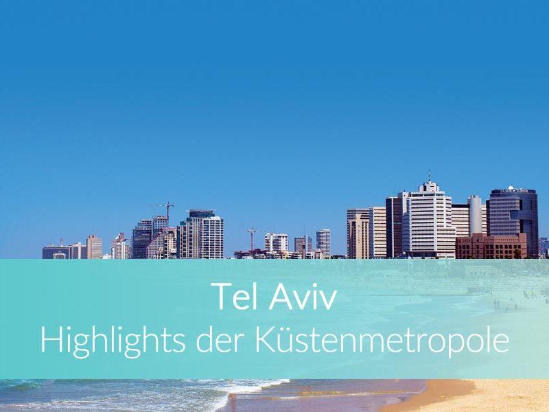 Tel Aviv: Weltreise Blog