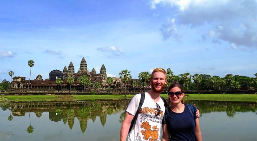Visum Kambodscha: Botschaft, Visa