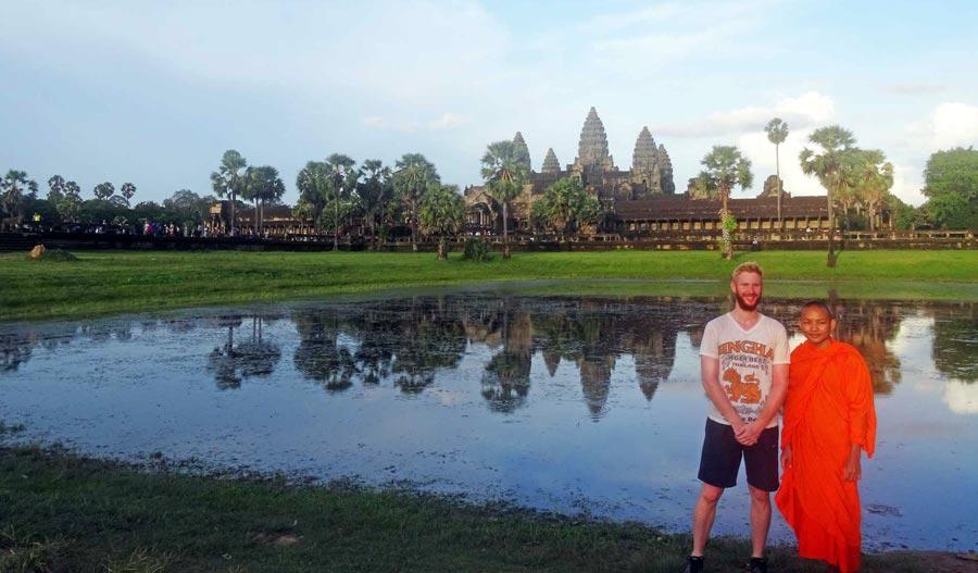 Visum Kambodscha: Einreise, Abreise