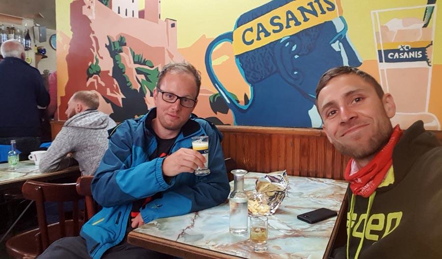 Korsika-Essen-Verpflegung-Wandern