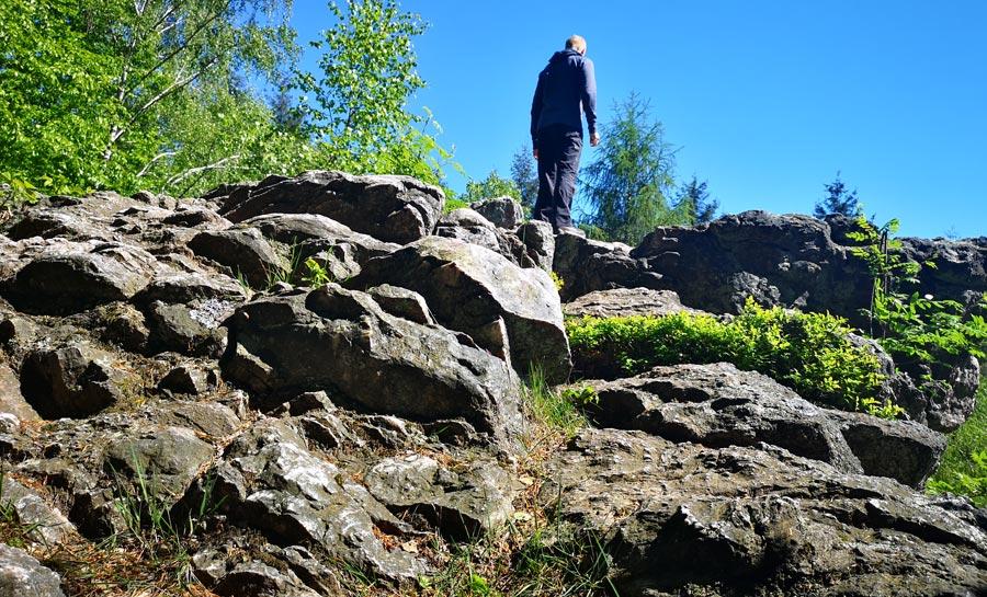 Wandern im Saarland: Litermont Gipfeltour