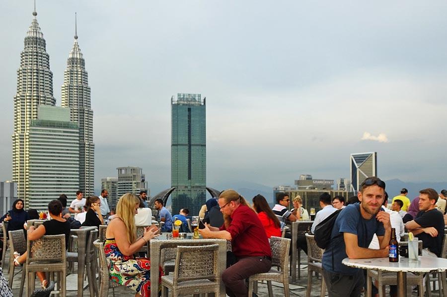 Kuala Lumpur Heli Lounge Bar