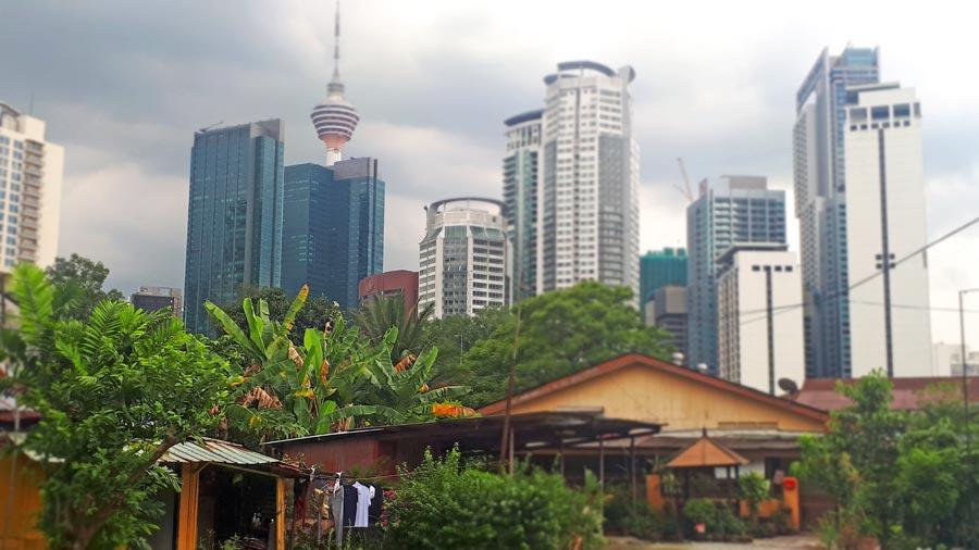 Kuala Lumpur, Stadtführung, Hauptstadt