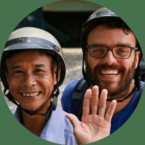 Vietnam reisefroh fairaway