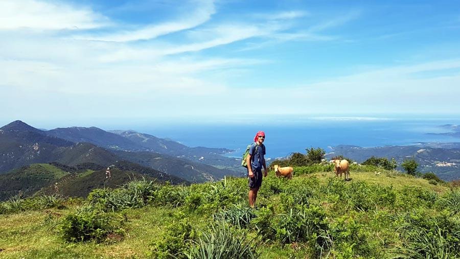 Wanderung-Punta-Sant-Eliseu-Sarrola