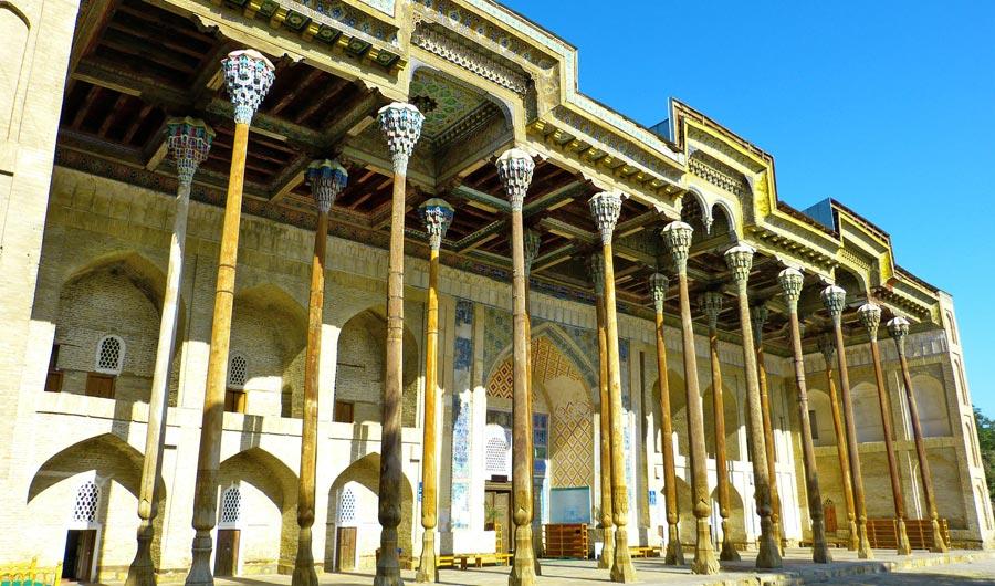 Ark Zitadelle, Bolo Chauz Moschee