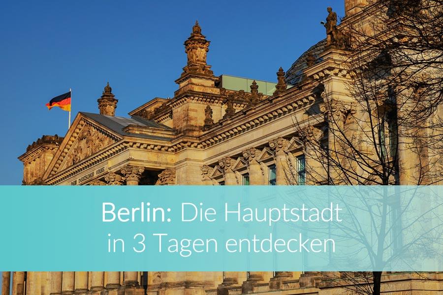 Berlin Sehenswürdigkeiten: Blog