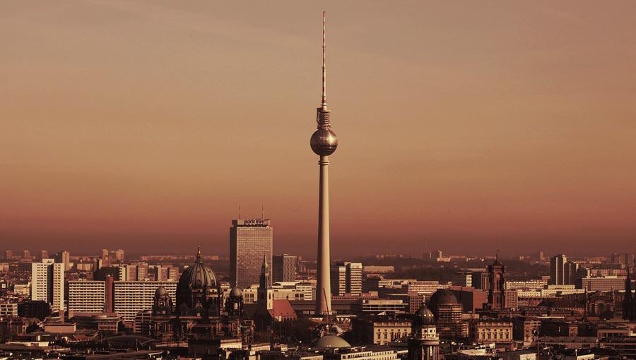 Berlin Skyline - Reisetipps