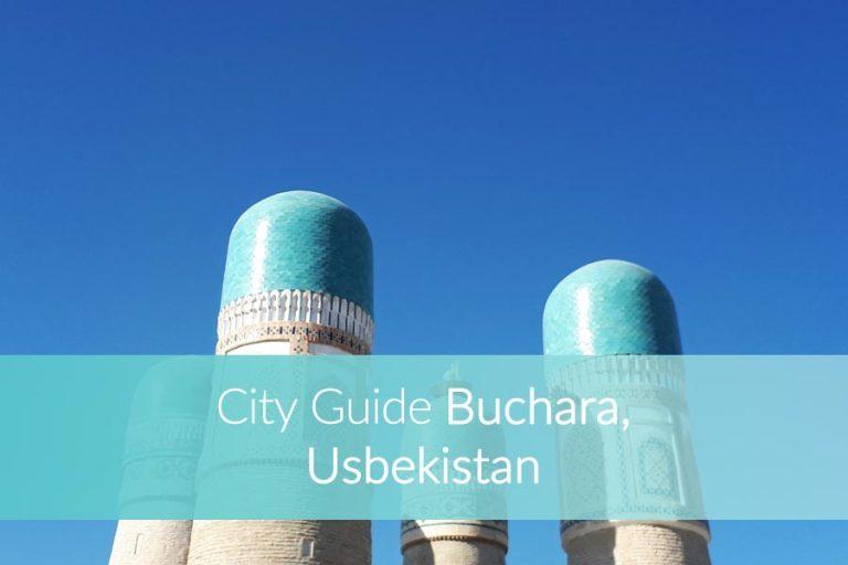 Buchara City Guide: Sehenswürdigkeiten, Ausflugsziele, Hotels & Restaurants