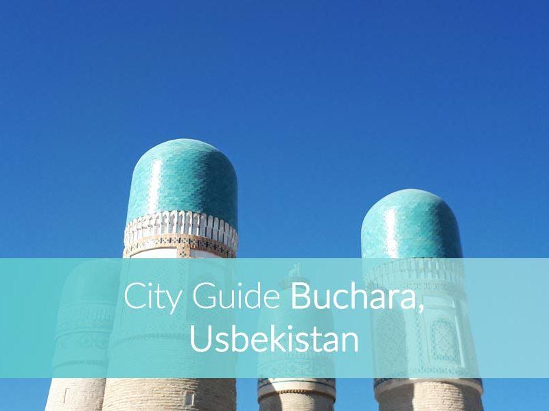 Buchara: Usbekistan, Blog