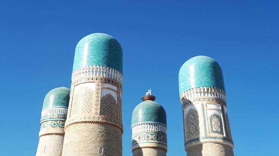 Chor Minor Moschee, Usbekistan