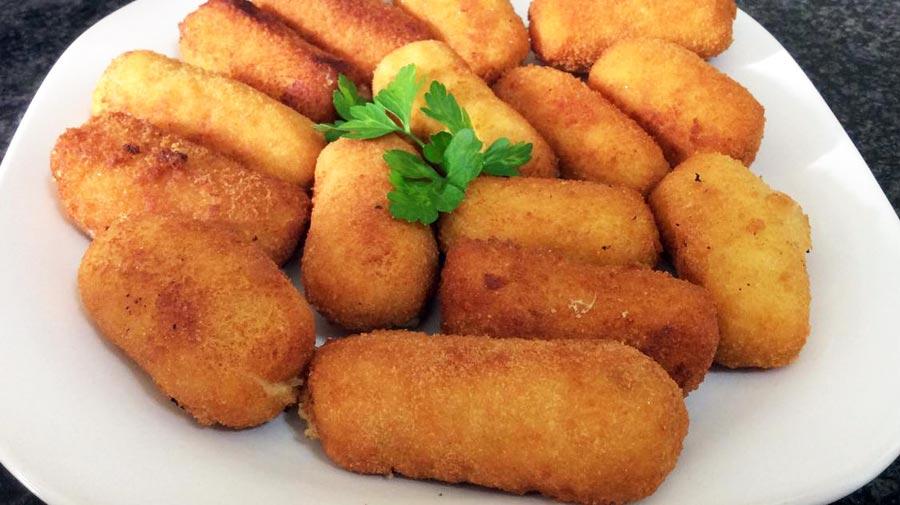 Croquetas, Typisch spanisches Gericht