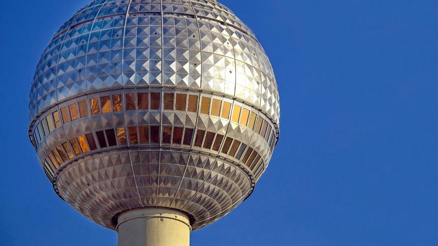 Berlin Mitte: Fernsehturm
