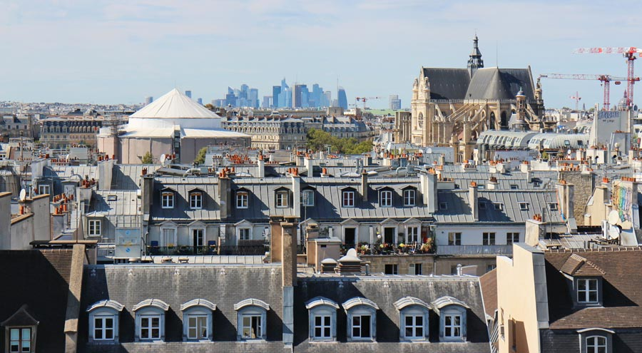 Paris, Hauptstadt Frankreich