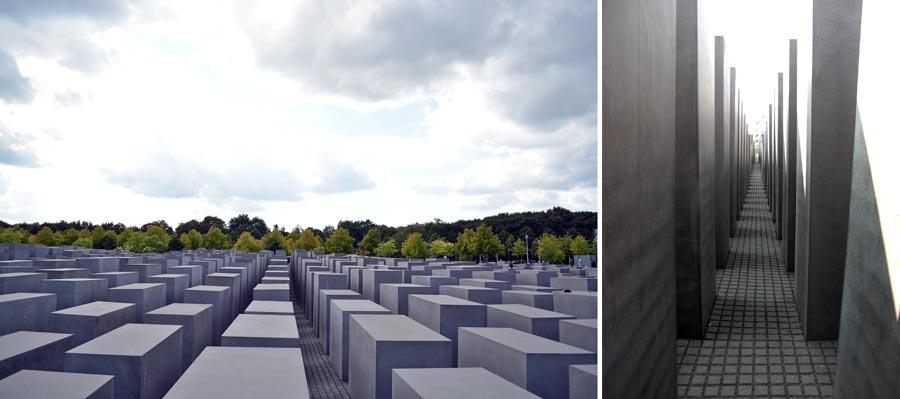 Holocaust Mahnmal, Juden Denkmal, Berlin
