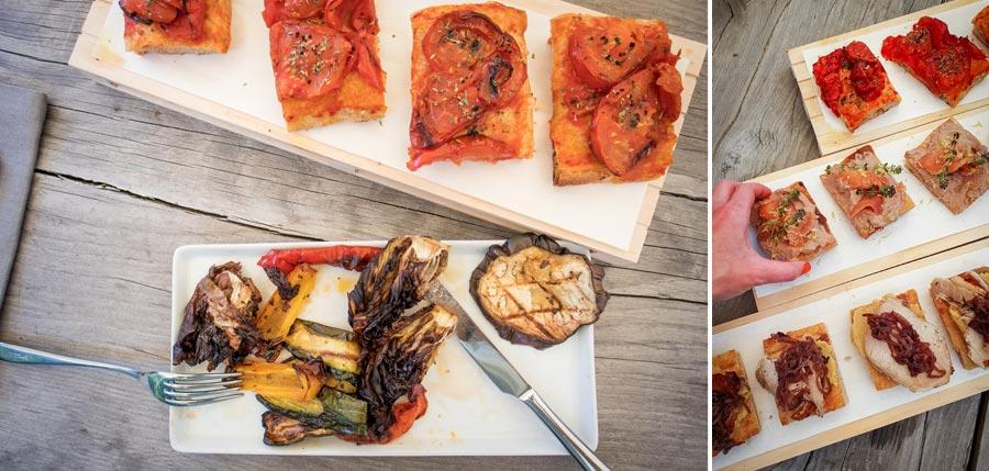 Italienisches Essen: Antipasti, Vorspeise